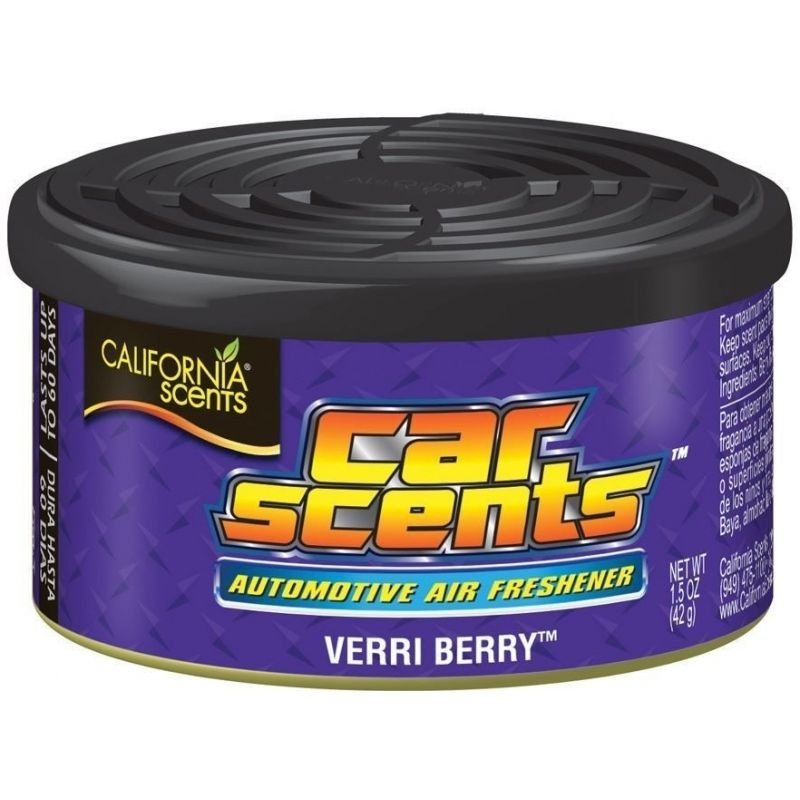 California Car Scents (Bobuľový mix) Verri Berry