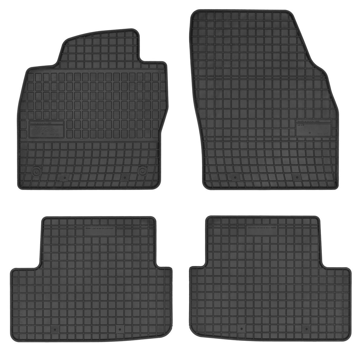 Gumové rohože do auta, SEAT ARONA, 2017->