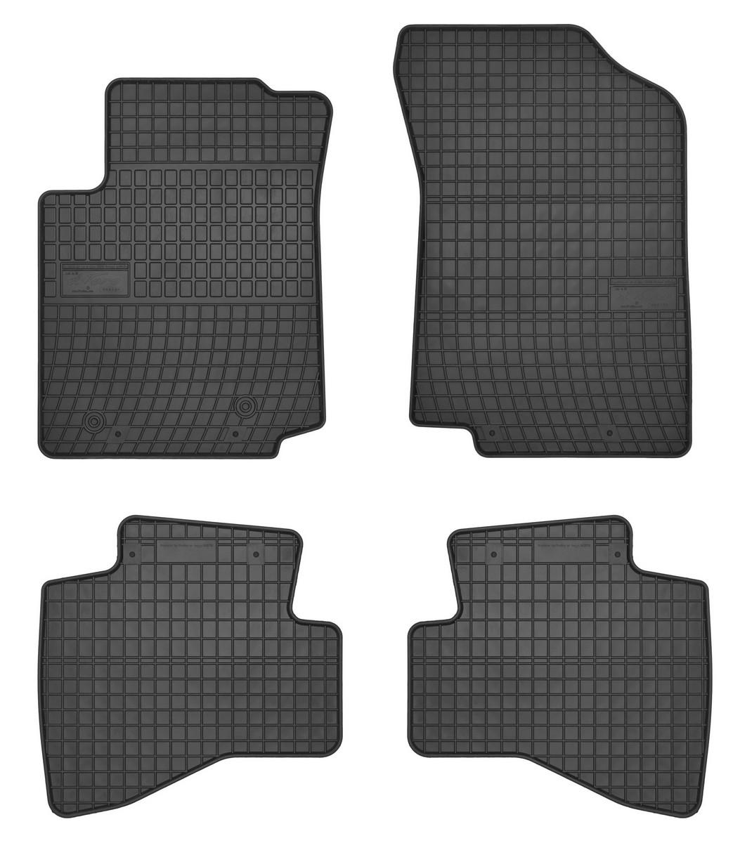 Gumové rohože do auta, TOYOTA AYGO II, 2014->