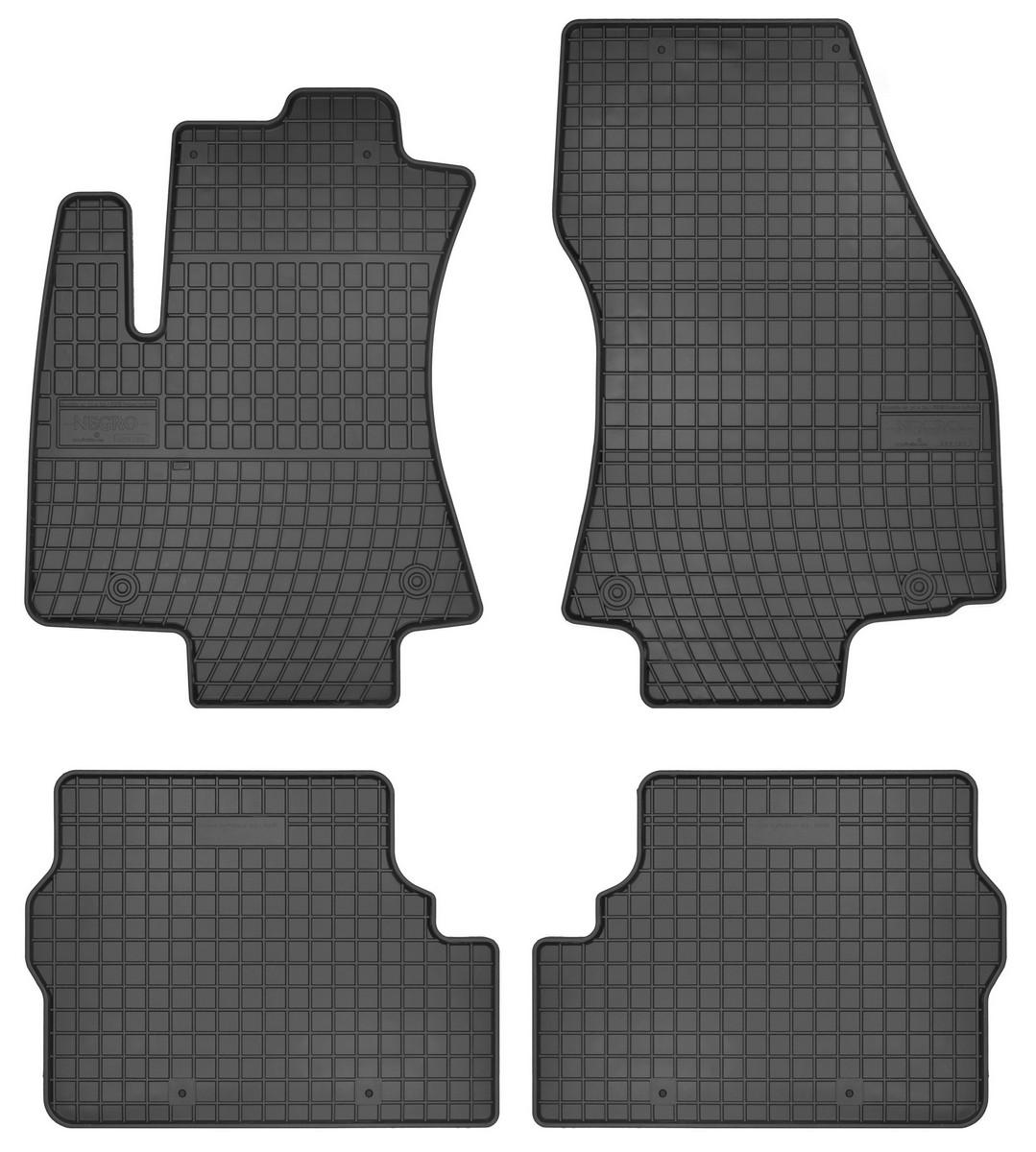 Gumové rohože do auta, OPEL ZAFIRA A, 1998 - 2005