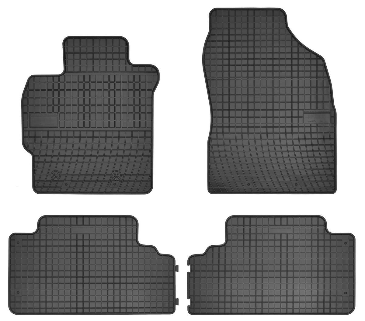 Gumové rohože do auta, TOYOTA COROLLA E14, 2006 - 2012