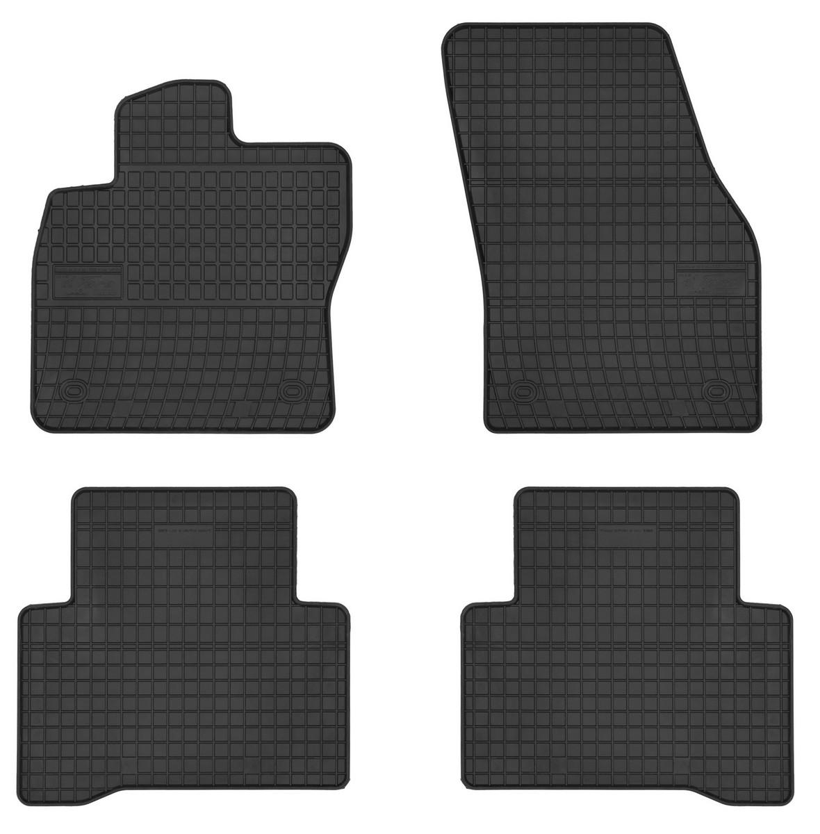Gumové rohože do auta, VW TOURAN II, 2015-