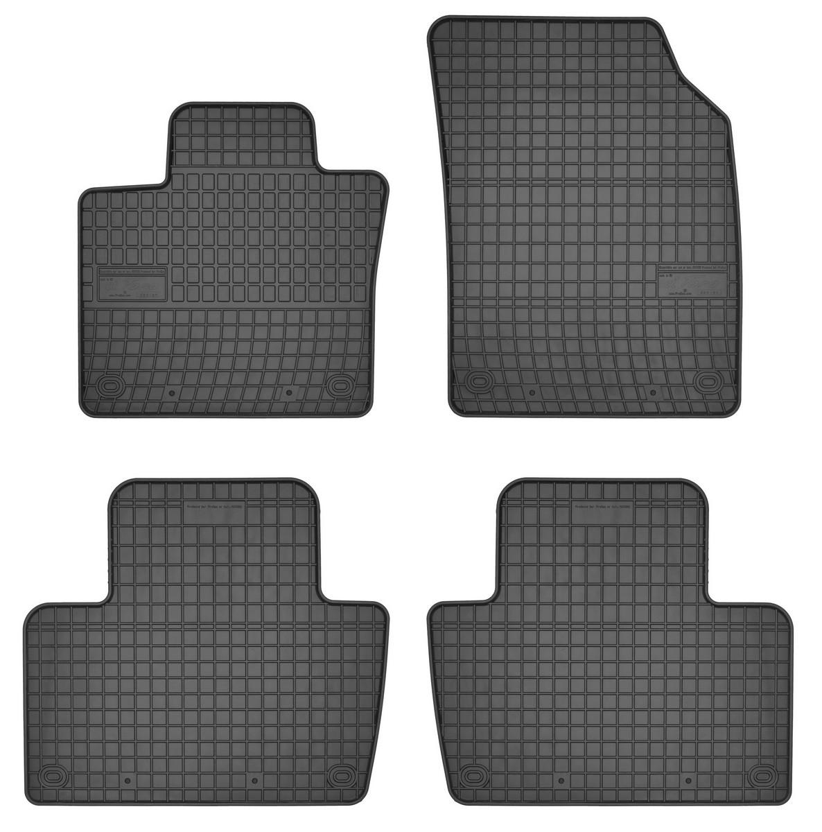 Gumové rohože do auta, VOLVO XC90 II, 2015-