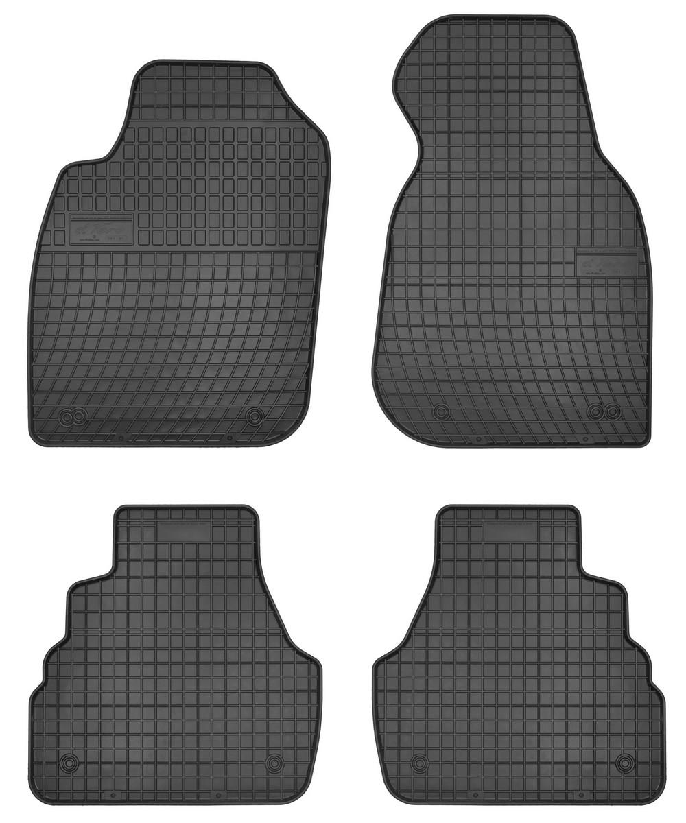 Gumové rohože do auta, AUDI A6, 1997->2004