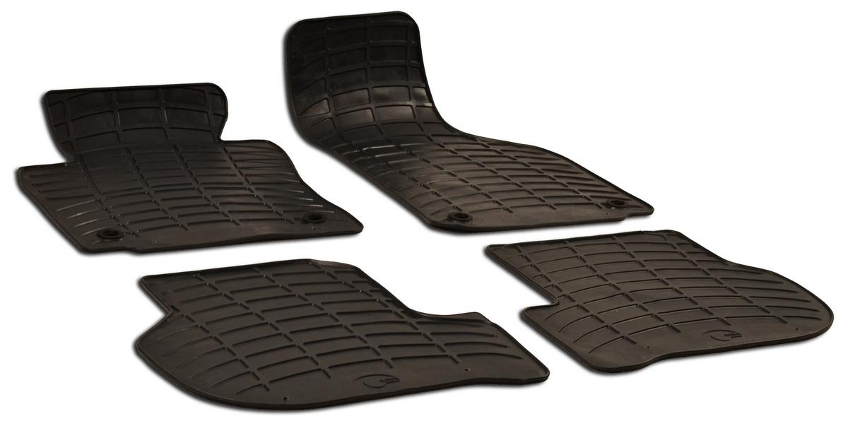 Gumové rohože, VW GOLF V, 2003->2009