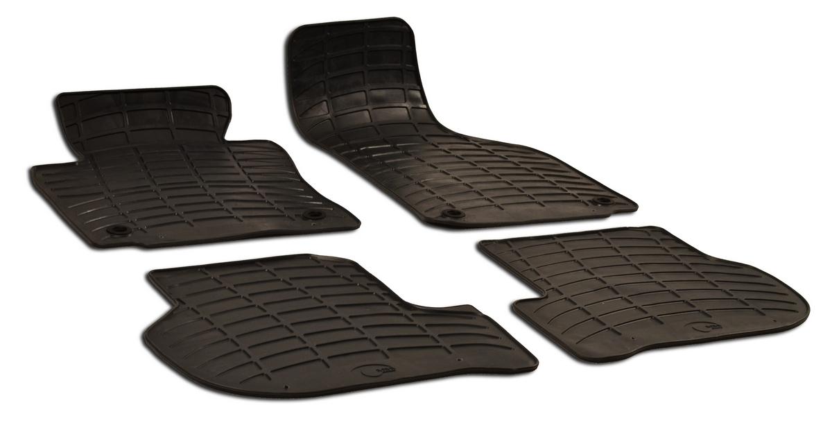 Gumové rohože, VW Jetta V, 2005 - 2010