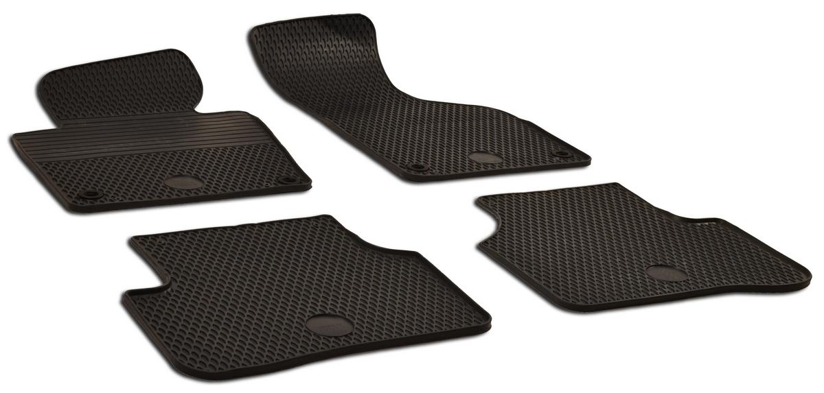 Gumové rohože–gumové koberčeky, VW Passat 2005->2010, 2010->