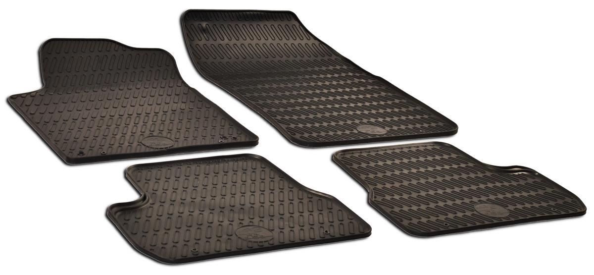 Gumové rohože, Citroen C3 II, 2009-2016