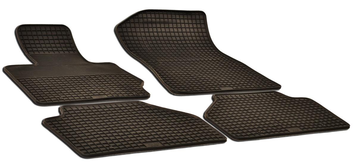 Gumové rohože–gumové koberčeky, BMW X3 F25, 2010->