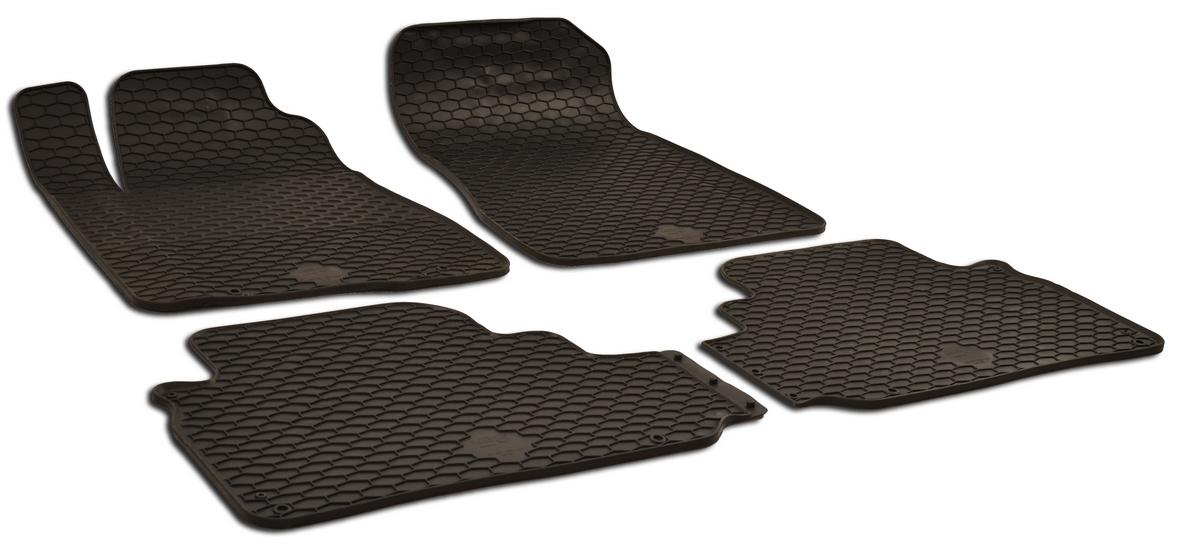 Gumové rohože–gumové koberčeky, Lexus RX330/350/400, 1998->