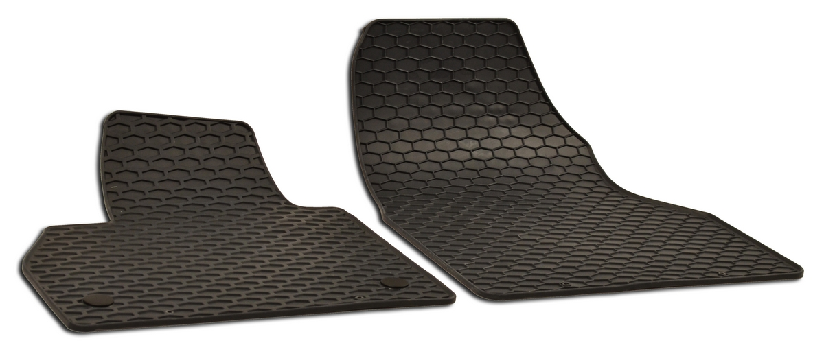 Gumové rohože, Mercedes CITAN, 2012->, 2 ds