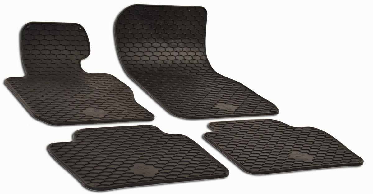 Gumové rohože, BMW 3-er (F30), 2012->