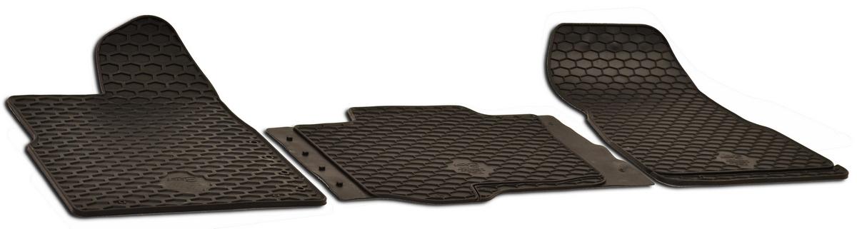 Gumové rohože, Ford Custom Tourneo, 2013->