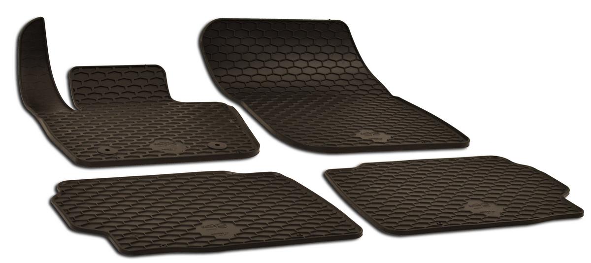 Gumové rohože, Ford Mondeo, 2014->