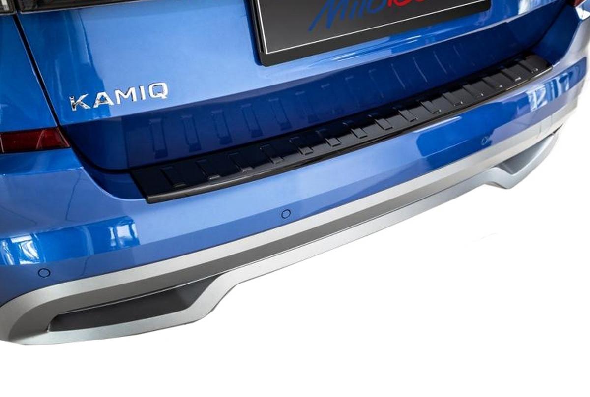 Kryt prahu kufra, čierny ABS, Škoda Kamiq, 2019-