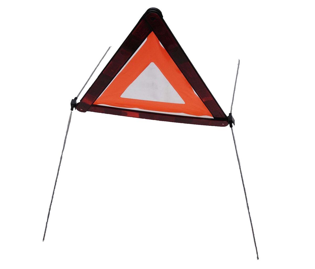 Výstražný trojúhelník do auta - Homologace E