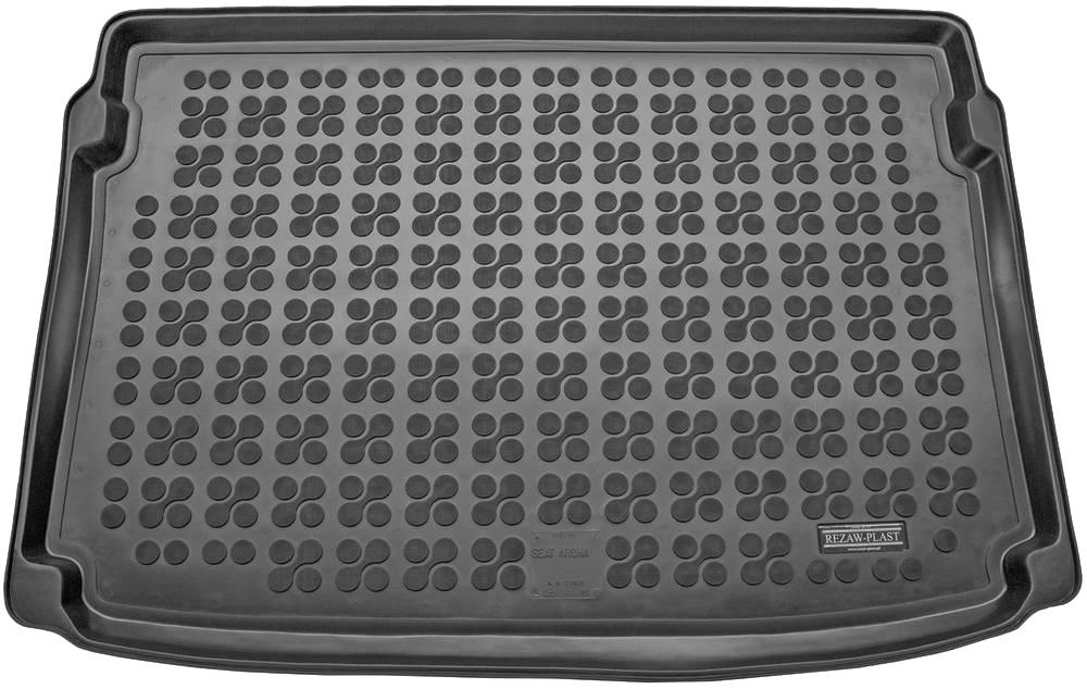 Gumová vaňa do kufra Seat Arona, 2017->, pre hornú časť úložného priestoru