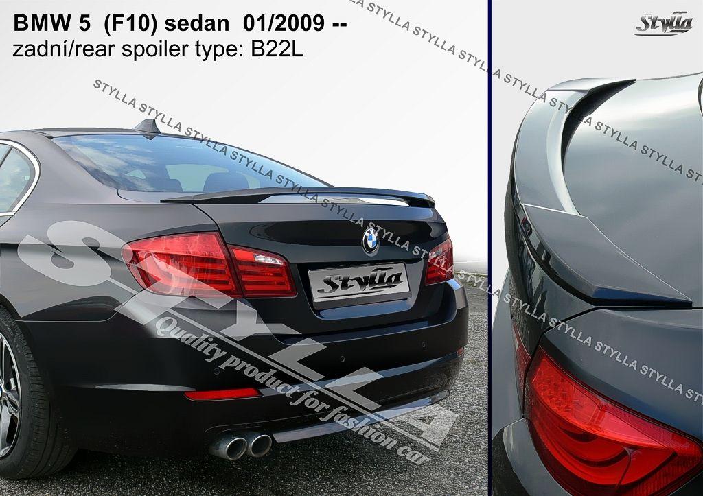 Spoiler na kapotu, BMW 5 F10, 2010-