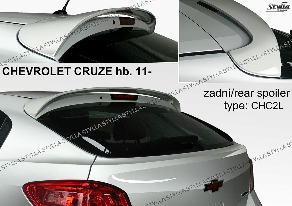 Spoiler zadných dverí horný, Chevrolet Cruze I 2011-2016