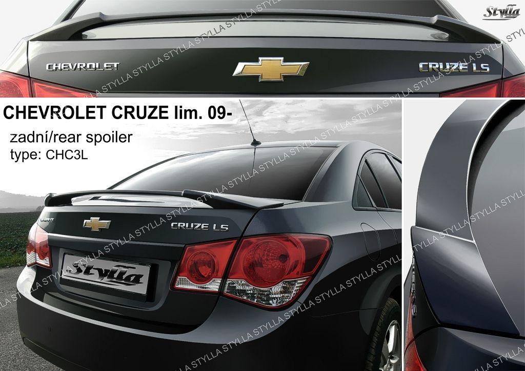 Spoiler na kapotu, Chevrolet Cruze I, 2009-2016