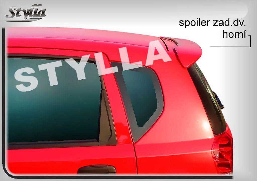 Spoiler zadných dverí horný, Chevrolet Aveo, 2006-2011