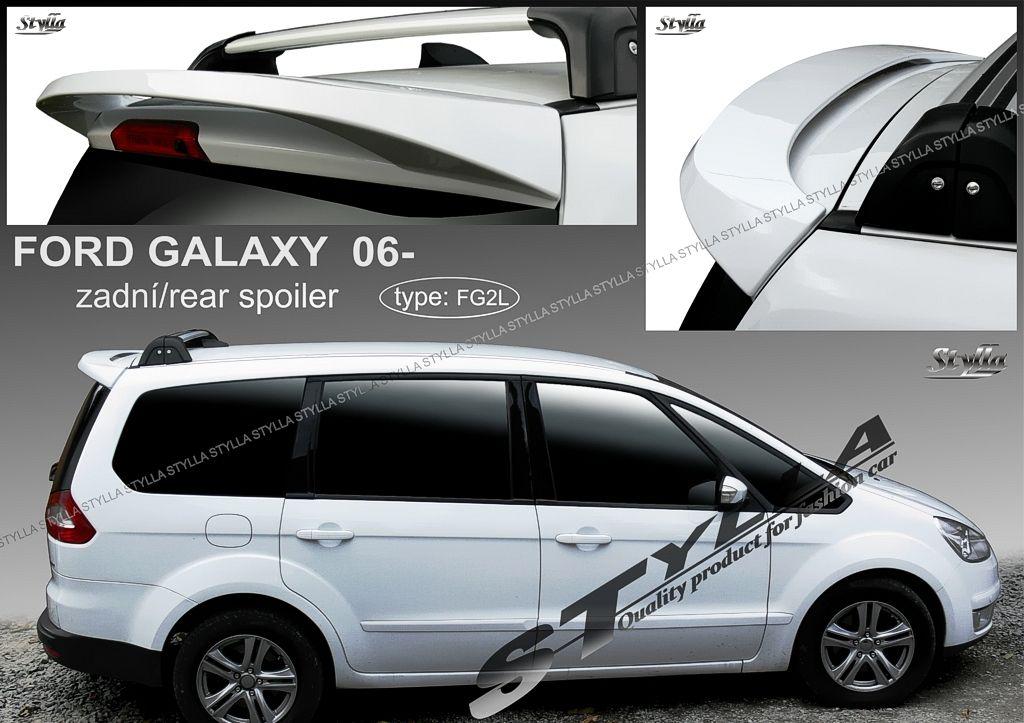 Spoiler zadných dverí horný, Ford Galaxy II, 2006-2015