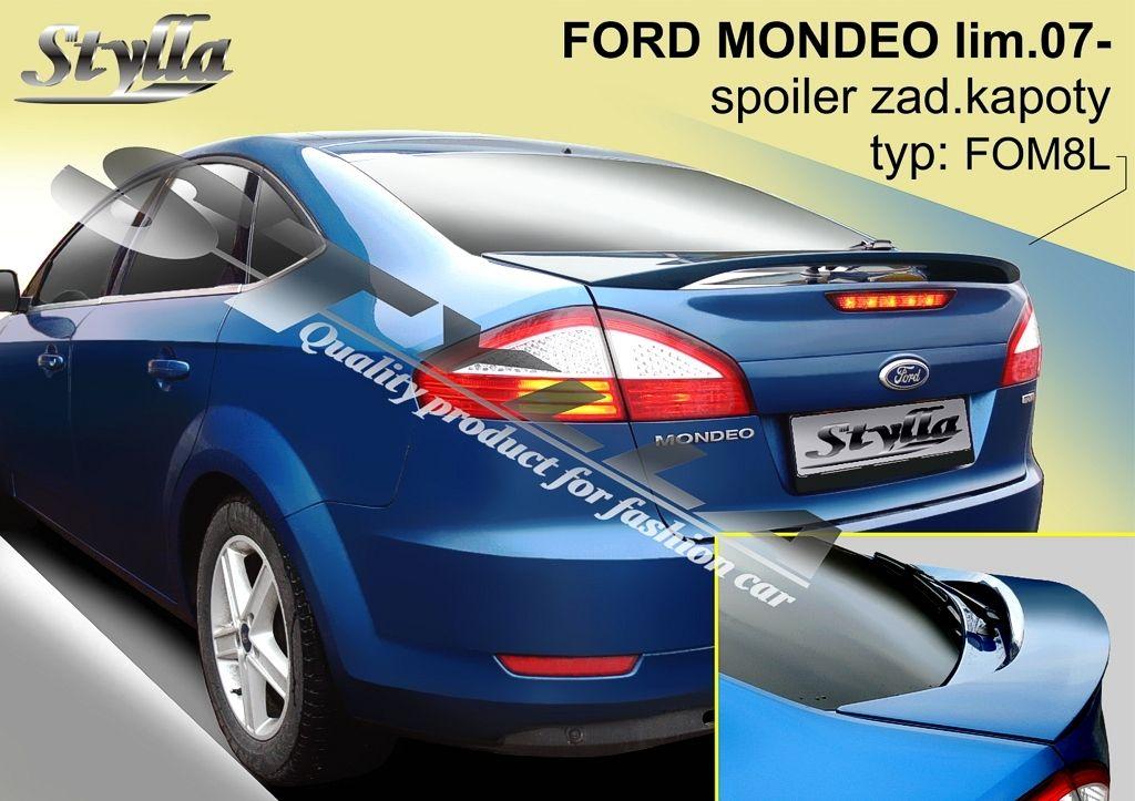 Spoiler zadných dverí horný, Ford Mondeo IV,2007-2014