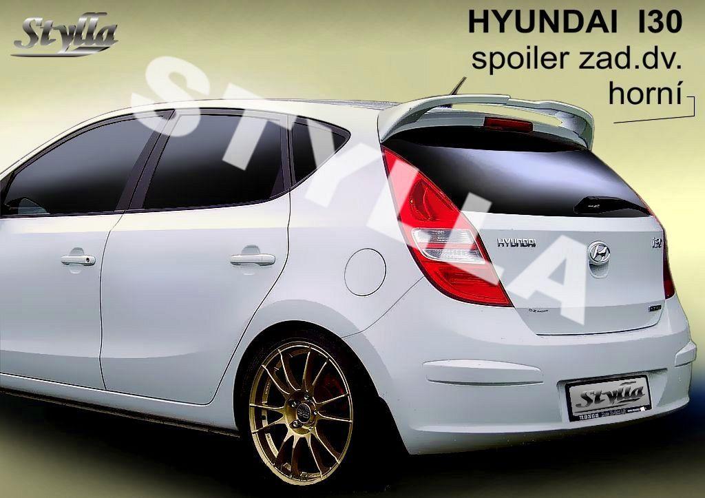Spoiler zadných dverí horný, Hyundai i30 I, 2007-2012