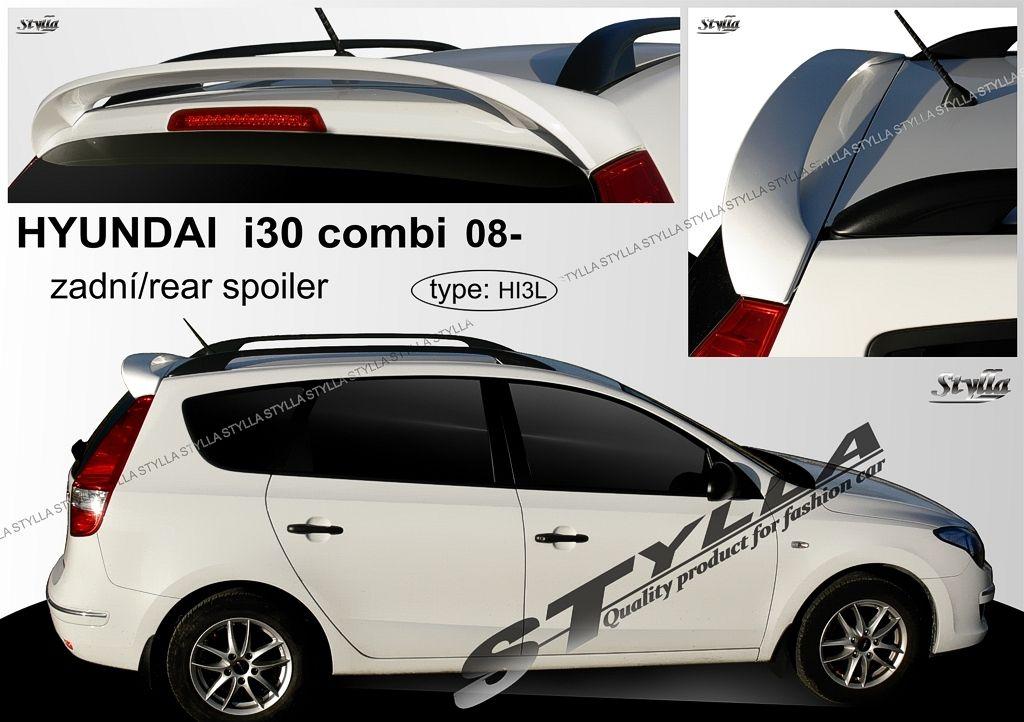 Spoiler zadných dverí horný, Hyundai i30 I CW, 2007-2012