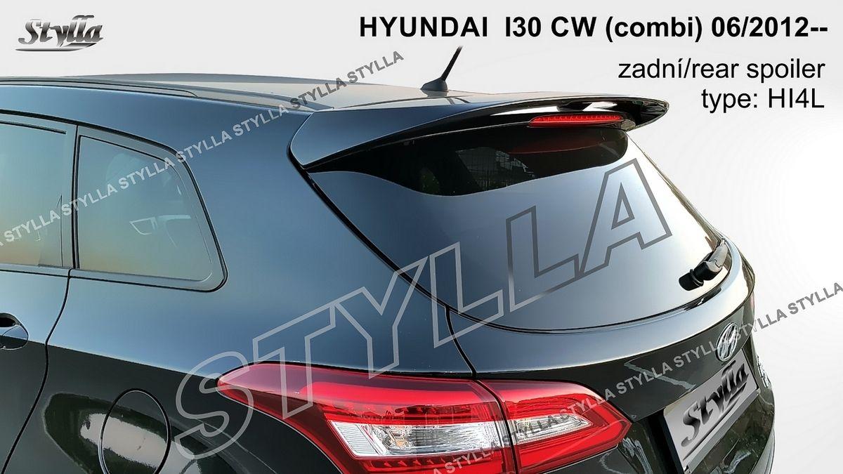 Spoiler zadných dverí horný, Hyundai i30 II CW, 2012-2017