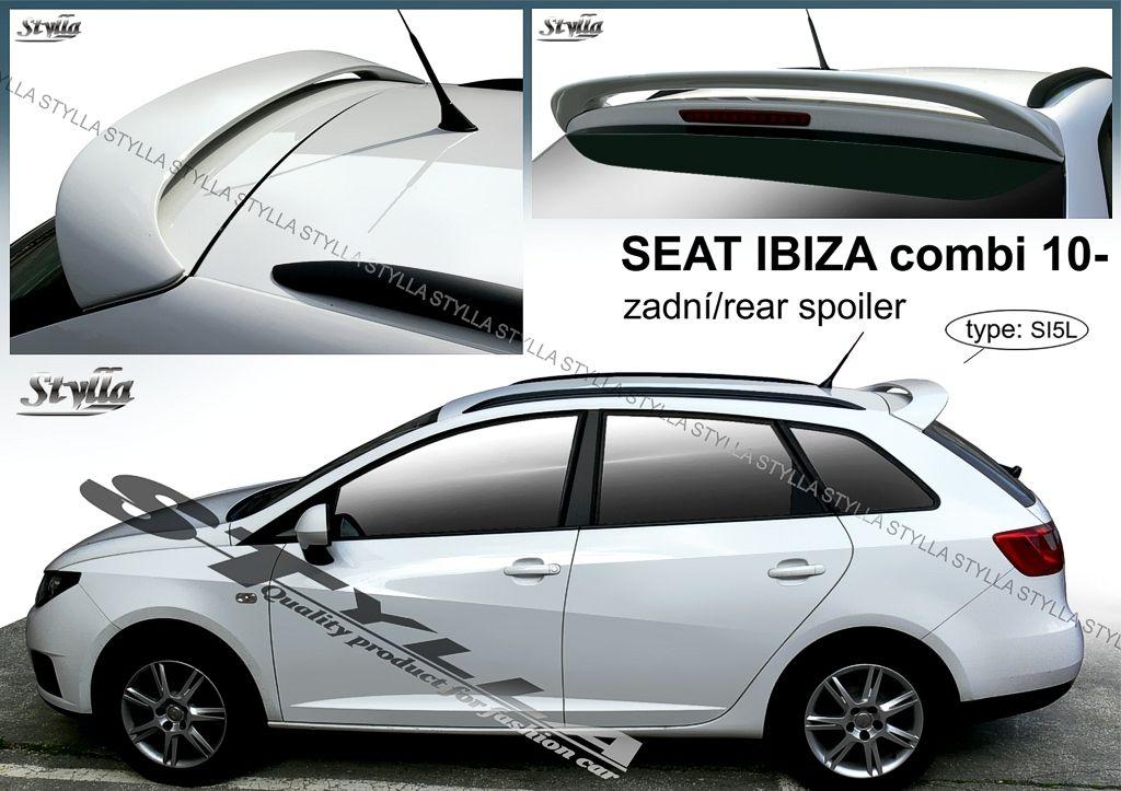 Spoiler zadných dverí horný, Seat Ibiza IV ST, 2010-2017