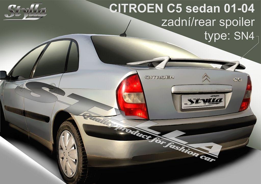 Spoiler na kapotu, Citroen C5 , 2001-2008