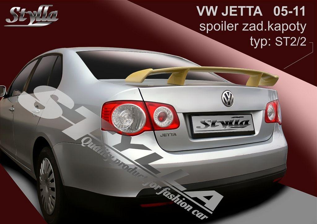 Spoiler na kapotu, VW Jetta V, 2005-2010