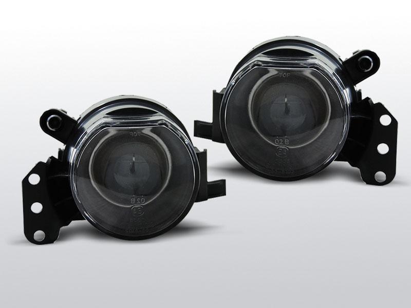 Halogény - hmlovky, BMW E90/E91/E60, 2003-2007, šošovky