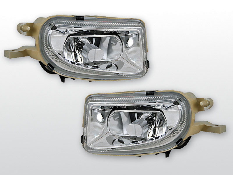 Halogény - hmlovky, Mercedes W210/CLK/SLK