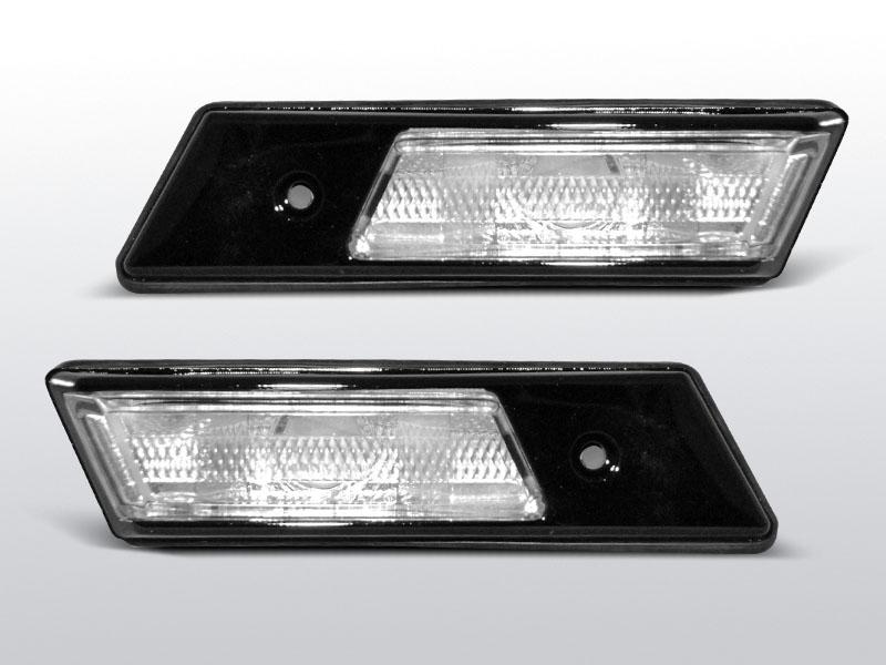 Smerovky bočné, BMW E34/E32/E36, BLACK