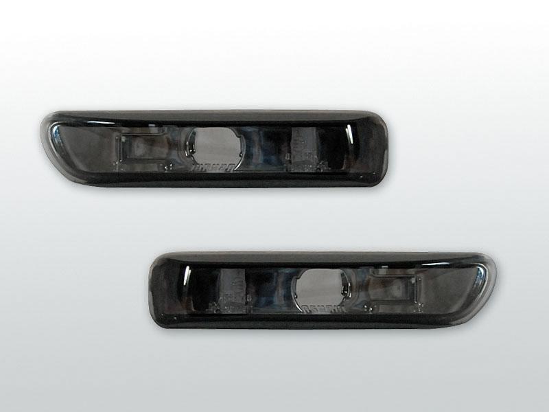 Smerovky bočné, BMW E46, COMPACT, SMOKE