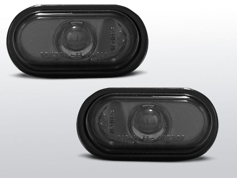 Smerovky bočné, RENAULT CLIO, 1990->2001, SMOKE