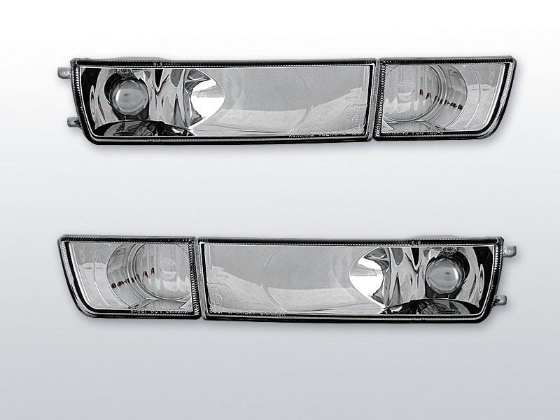 Smerovky predné, VW GOLF III + VW VENTO, S KRYTOM CHROME