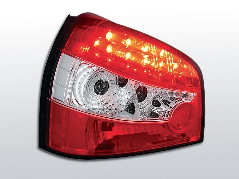 Zadné svetlá diódové, AUDI A3, 1996->2000