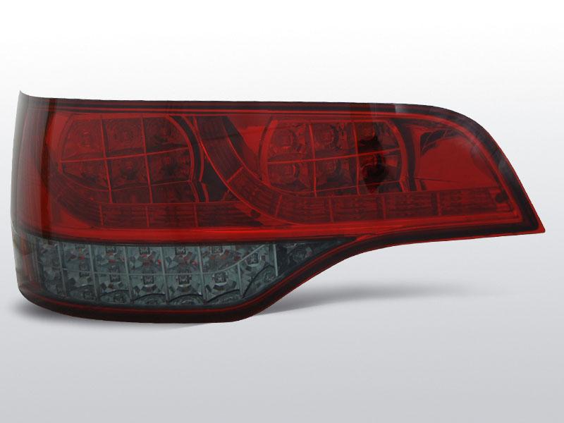 Zadné svetlá diódové, AUDI Q7, 2006->2009