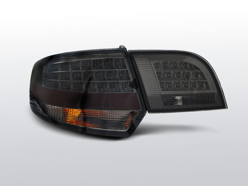 Zadné svetlá diódové, AUDI A3 8P, 2004-2008, SPORTBACK SMOKE LED