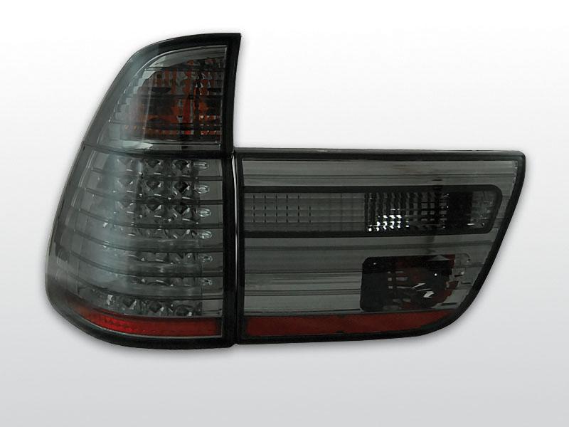 Zadné svetlá diódové, BMW X5 E53, 1999->2006