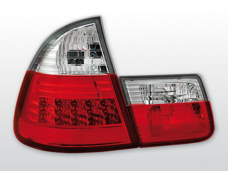 Zadné svetlá diódové, BMW E46, 1999->2005