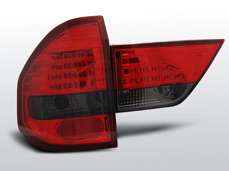 Zadné svetlá diódové, BMW X3 E83, 2004->2010