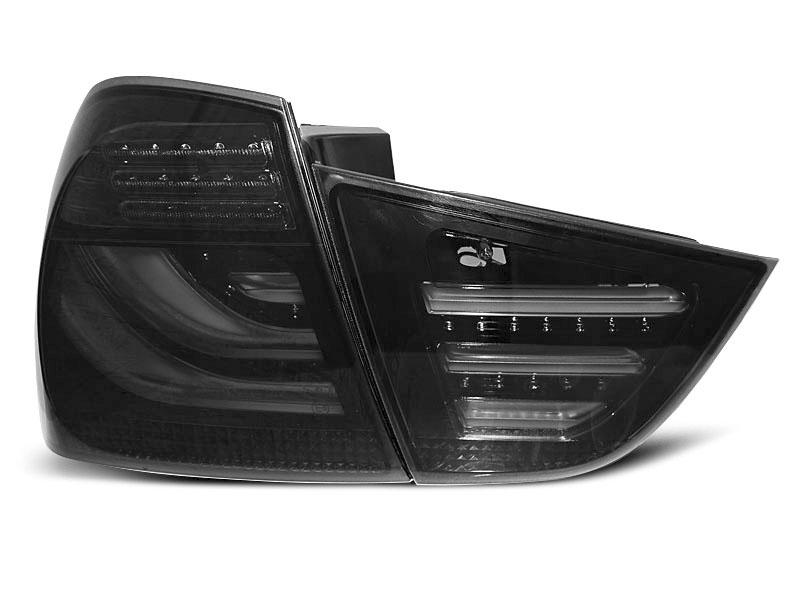 Zadné svetlá diódové, BMW E90 ,2009-2011, Sedan