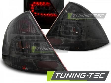 Zadné svetlá diódové, FORD MONDEO MK3, 2000-2007, SMOKE LED