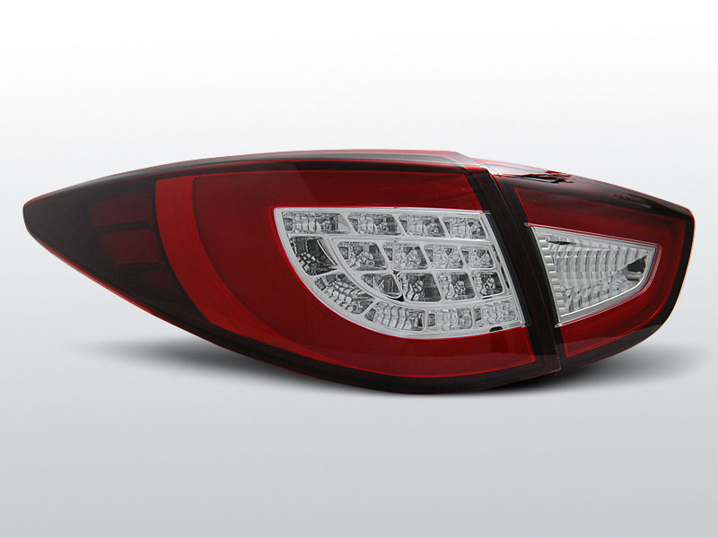 Zadné svetlá diódové, HYUNDAI IX35, 2009-, R-W LED