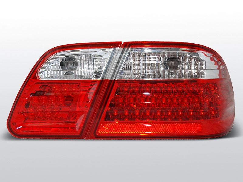Zadné svetlá diódové, MERCEDES W210, 1995->2002