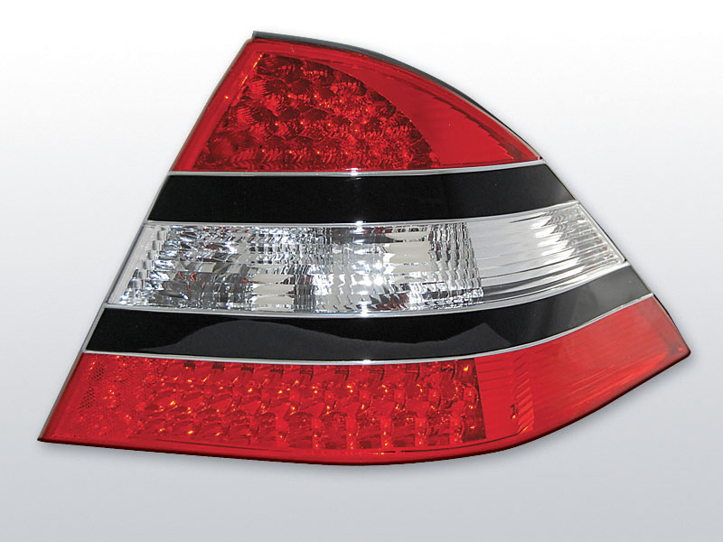 Zadné svetlá diódové, MERCEDES W220 S-KLASA, 1998->2005